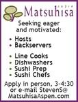 Employment | Restaurants/Clubs