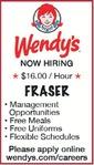 FRASER WENDY'S