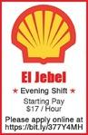 Evening Shift - Shell
