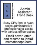 Admin Assistant, Front Desk - McMahan & Associates