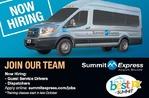 Guest Service Drivers, Dispatchers - Summit Express