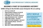 Hospitality  Jobs - Glenwood Hot Springs