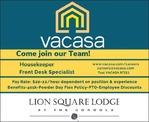 General Manager - VACASA Beaver Creek