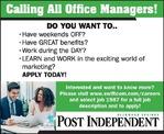 Office Manager - Glenwood Post Independent