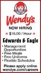 Crew Wendy's